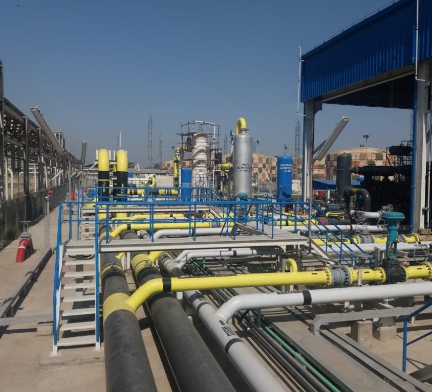 Nandipur Gas Conversion Project
