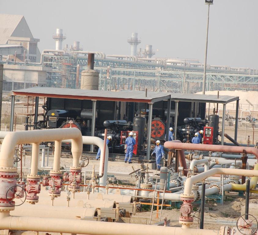 Operations & Maintenance of Kadanwari Compressors